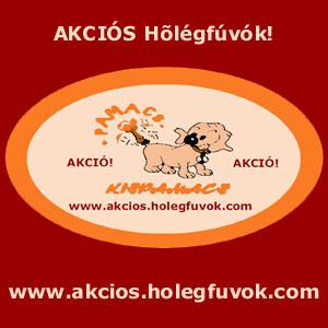 AKCIÓS HŐLÉGFÚVÓK! www.akcios.holegfuvok.com
